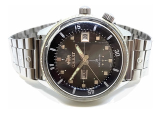 Reloj Orient King Diver Doble Calendario Automático Cuotas