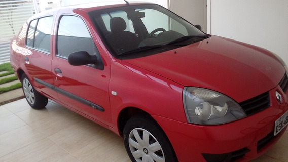 Renault Clio Sedan 1.0 16v Authentique Hi-flex 4p 2006