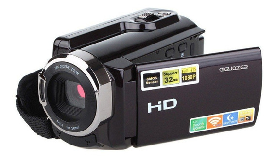 Filmadora Hd 720p 16mp Camera Dv Dvr 2.7
