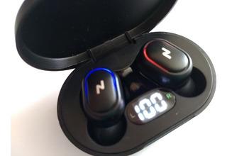 Auricular Microfono Bluetooth Noga Btwins 13 Caja Cargadora