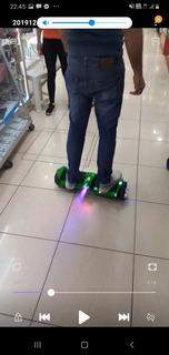 Smart Balance Bt, Humo, Luces Pro
