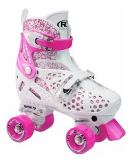 Patines Extensibles Roller Derby Infantiles Niña Nena Patin