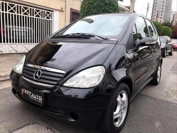 Mercedes-benz Classe A 1.6 160 Classic Gasolina 4p Manual