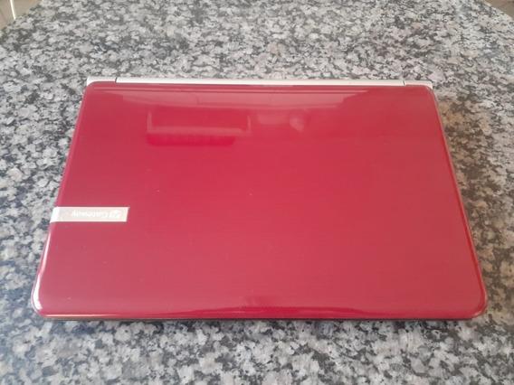 Notebook Gateway Ms2273 T4300 Pentium Dc 2.10ghz Ssd 120g 4g