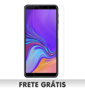 Película De Vidro Temperado Samsung Galaxy A7 2018 Tela 6.0