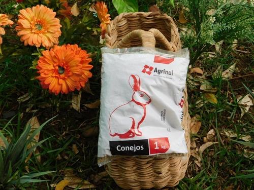 Alimento Concentrado Conejos Conejina - kg a $7700