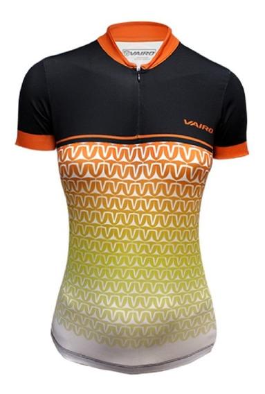 Remera De Ciclismo Blur Vairo Casaca Ciclista Mujer