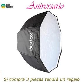 Godox Porttil Octagon Softbox 80 Centmetros / 31.5in Umbrell