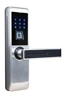 Cerradura Electrónica Pcbox Ul600 Huella Teclado