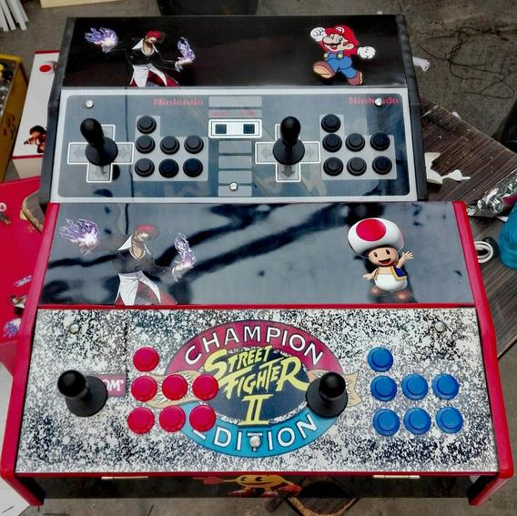 Tablero Arcade Multijuegos Pandora 5s 1299 Juegos Nuevas