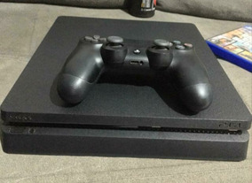 Playstation 4 Ps4 Usado 500gb + 13 Jogos