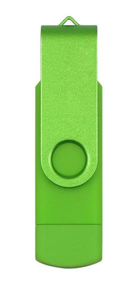 Verde Dos Devices Armazenamento 32gb Da Vara Usb 2,0 Da Dist