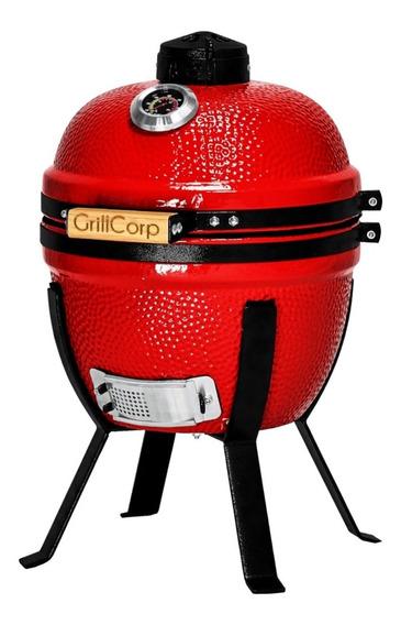Grillcorp - Kamado Chico - Rojo