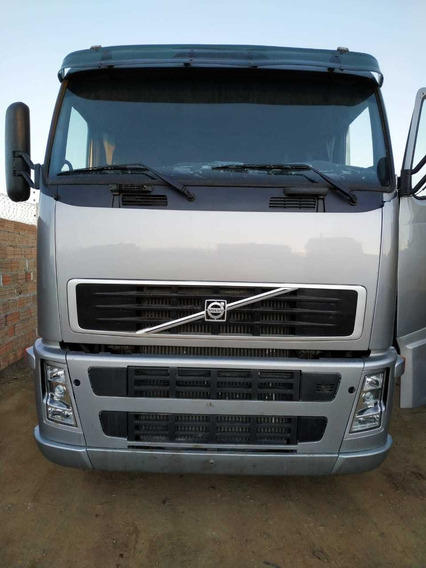 Caminhão Volvo Fh 420 6x4 Motor Novo