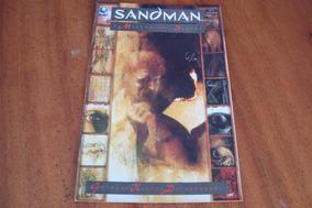 Qgf Globo / Sandman 3 (1990) Duvidas Na Areia