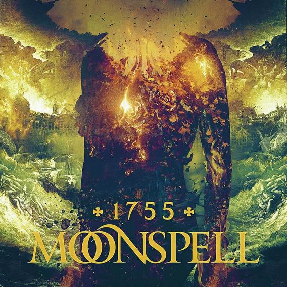Cd Moonspell - 1755