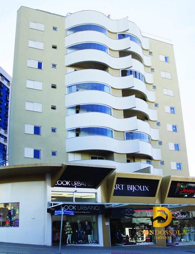 Apartamento Padrão À Venda Em Criciúma/sc - 192