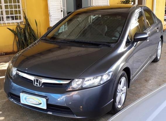 Honda Civic Lxs 1.8 16v Automatico Flex