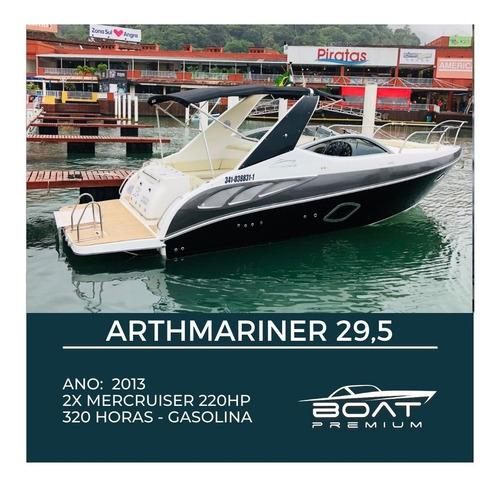 Arthmarine 29,5, 2013, 2x Mercruiser 220hp - Coluanna -yacxo