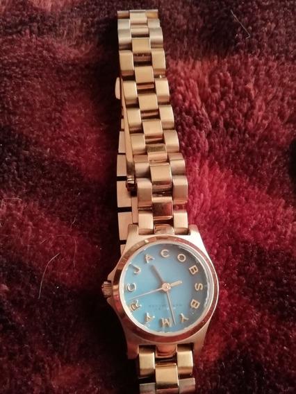 Reloj Marc Jacobs Gold