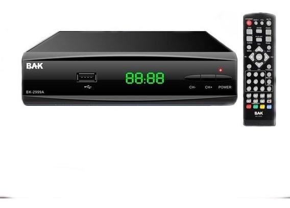 Conversor E Gravador Digital Bak V2019 Quality Bk2999a