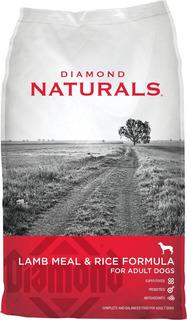 Diamond Naturals Cordero Adulto 18kg