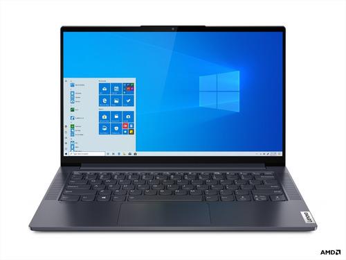 Imagen 1 de 7 de Notebook Lenovo Yoga Slim 7 I5/8gb/256gb/14/w10h