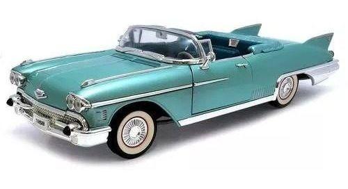 1958 Cadillac - Eldorado Biarritz - Yat Ming Escala 1/18