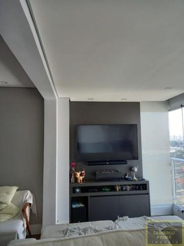 Imagem 1 de 8 de Apartamento Reformado Com 96m² Na Vila Anastácio!  - Eb87613