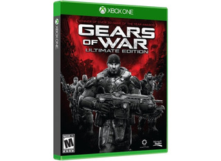 Gears Of War Ultimate Edition Xbox One Cd Original Fisico