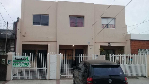 Duplex 3 Ambientes 2 Dormitorios Con Cochera Villa Luzuriaga