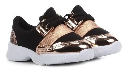 Tenis Infantil Molekinha Sneaker