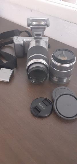Câmera Filmadora Sony Nex-5n Profissional