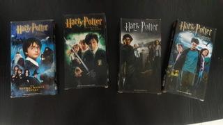 Harry Potter Videos Casettes Vhs Pack