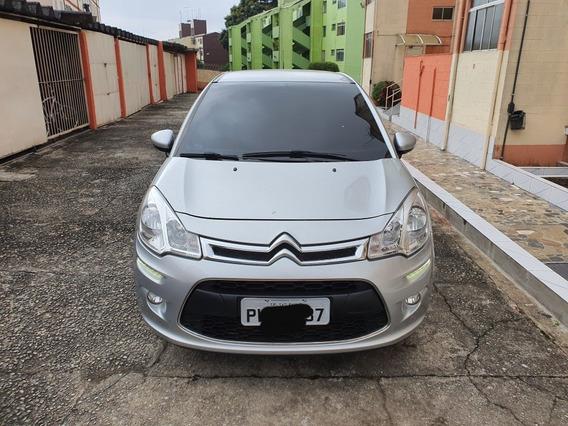 Citroën C3 1.5 Attraction Flex 5p 2016