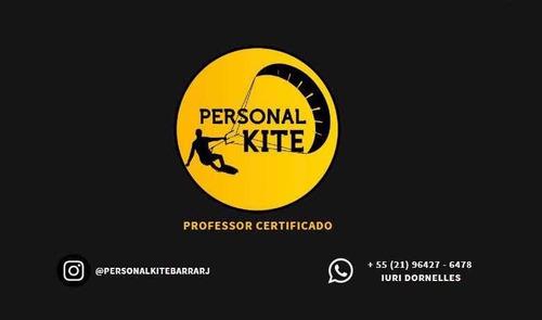 Escola De Kitesurfe No Rio De Janeiro - Curso Completo