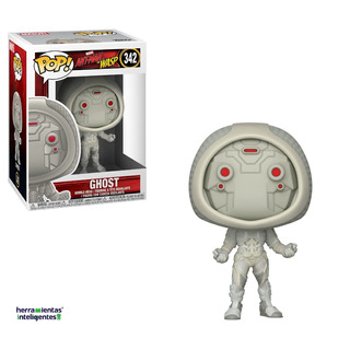 Ghost Ant-man And The Wasp Funko Pop Marvel Película