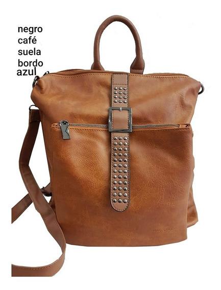 Mochila Grande Bolso Mujer Bag Stage Su2164