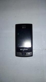 Celular LG P525 2chips Para Conserto Ou Peças
