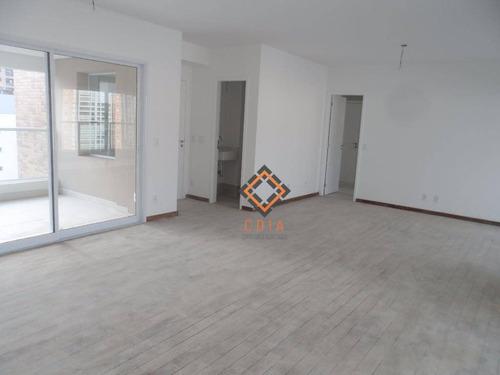 Apartamento Com 3 Dormitórios À Venda, 171 M² Por R$ 2.400.000,00 - Perdizes - São Paulo/sp - Ap29845