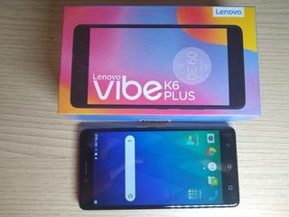 Celular Lenovo Vibe K6 Plus