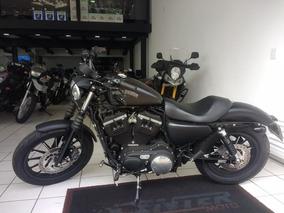 Harley Davidson Sportster 883 Iron Preta 2015