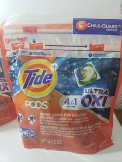 Detergente Tide Cápsulas 36