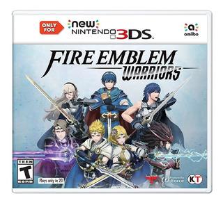 Fire Emblem Warriors Para New Nintendo 3ds Nuevo