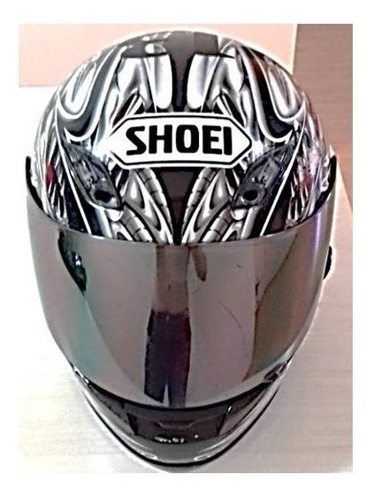 Capacete Shoei 57-58 Fibra De Carbono