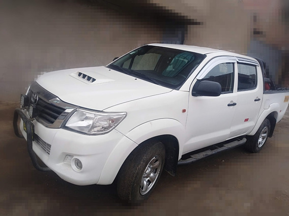 Toyota Hilux 2013 - 4x4 - Motor 3.0