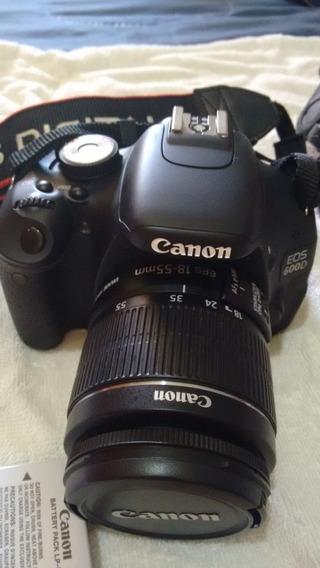 Câmera Canon 600d T3i