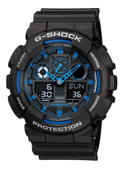 Relógio Casio Masculino G-shock Ga-1011a2dru + Brinde