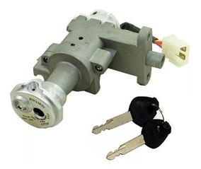 Chave Ignição Contato Suzuki Burgman 125 I 2011 Até 2017
