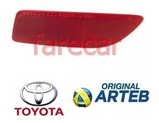 Refletor Lanterna Refletivo Parachoque Corolla 2012 A 2014